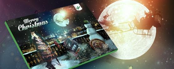 Hämta dagliga freespins i Mr Greens julkalender!