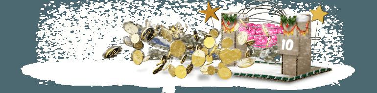 Klassiskt lotteri på Vera&Johns julmarknad – vinn 1 000 kr i kontanter!