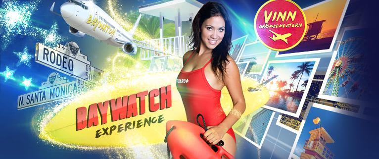 Spela hos Gala Casino & vinn Baywatch-upplevelse i LA