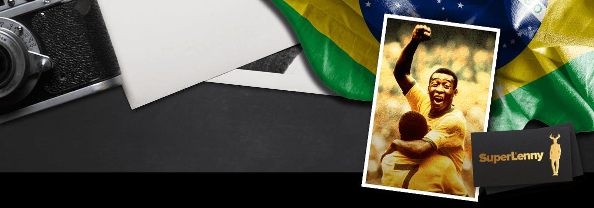 SuperLenny kickar igång VM-festen med 200% i bonus
