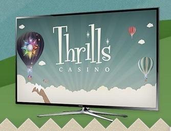 """Scatterjakt hos Thrills – vinn en 55"""" 3D-TV"""