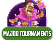 Dagliga casinoturneringar hos Major Tom