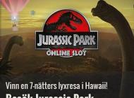 Upplev Jurassic Park på riktigt med Thrills
