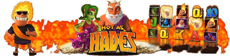 Hot as Hades kampanj med elektronikprylar i prispotten hos BetHard