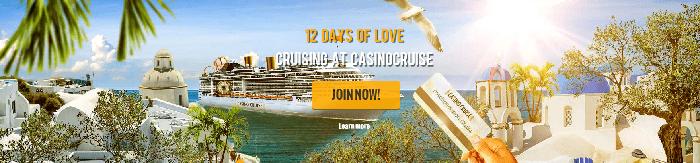 spela casino och vinn kryssning hos casinocruise