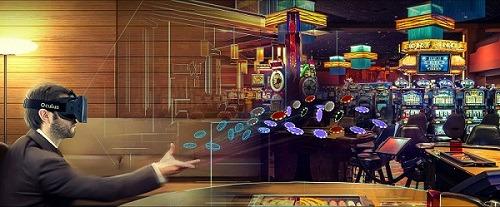 Virtual reality finns snart hos SlotsMillion