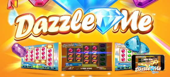 Spelautomat Dazzle Me