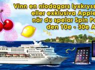Vinn lyxkryssning till Karibien med SverigeKronan