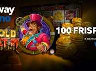 100 free spins hos betWay