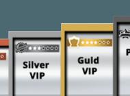 Belönas som VIP hos PrimeSlots