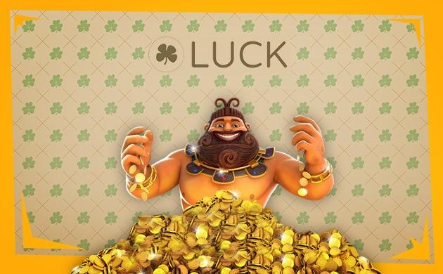 Nya casino Luck erbjuder bonusar och free spins