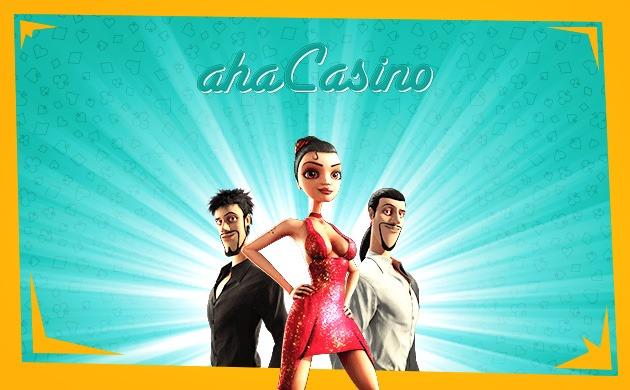 ahacasino nya casinospel