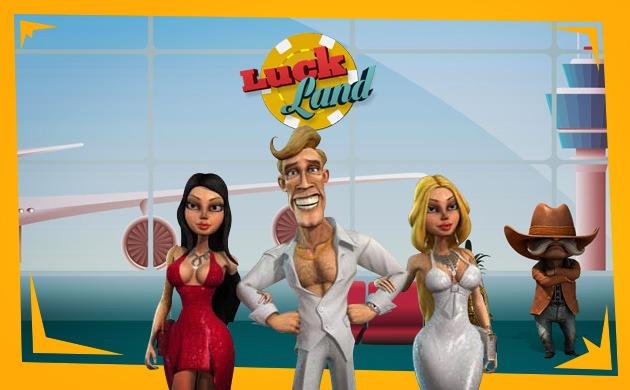 Luckland - casino med stora vinstchanser