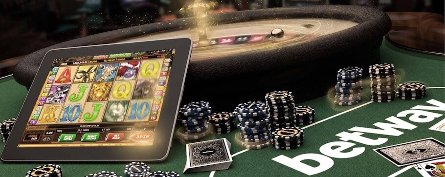 Betway NetEnt casinospel