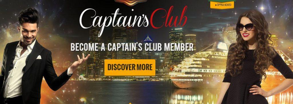 spela med bonus hos Casino Cruise