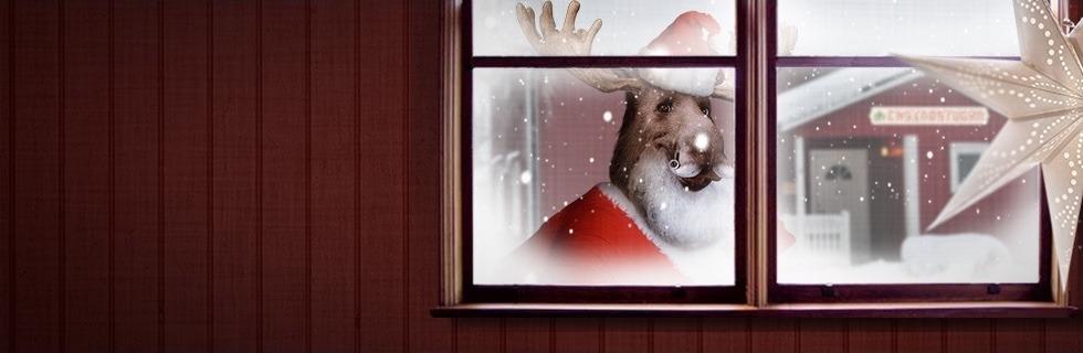 Casinostugans julkalender har ett nytt erbjudande varje dag