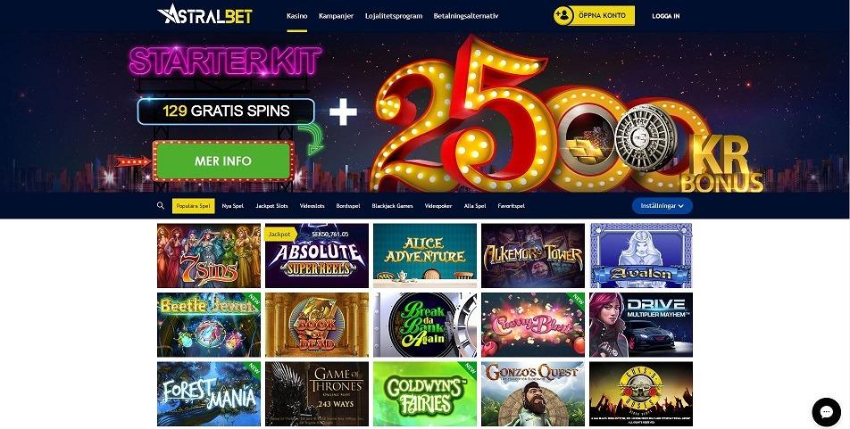 AstralBet casino