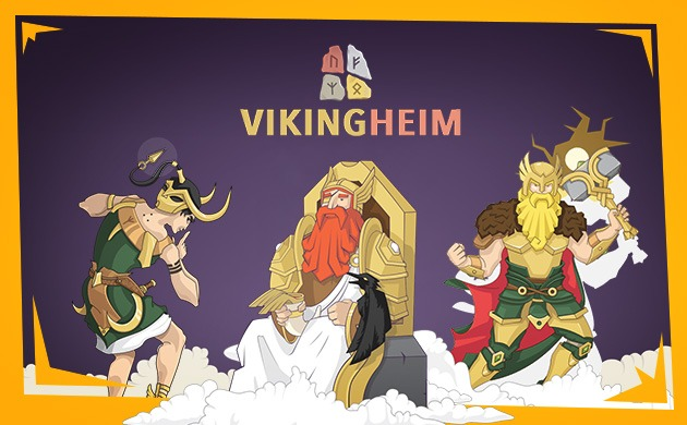 VikingHeim banner