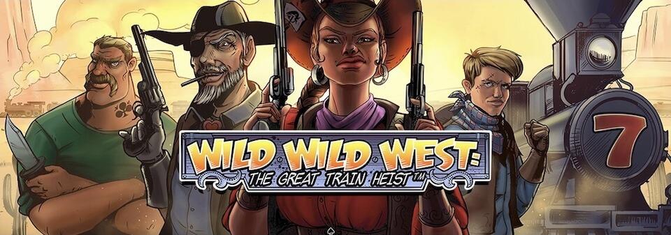 Gratis spins till Wild Wild West hos Sverigecasino