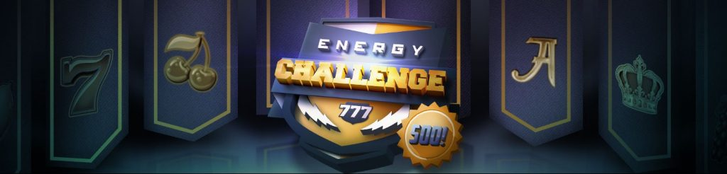 Energy Casino utmaning casinobonus