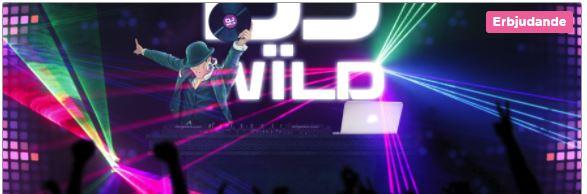 DJ Wild snurra och vinn festliga priser