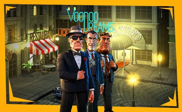 Spela hos VoodooDreams online