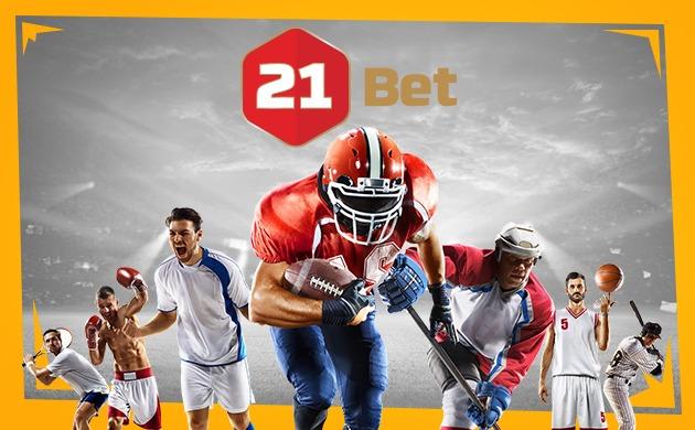 Spela hos 21Bet casino