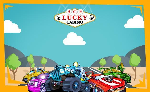 Spela med bonus hos Ace Lucky Casino