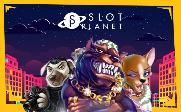 Slot Planet banner