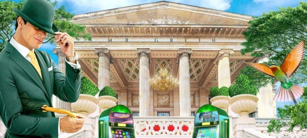 Mr Green bjuder på många casinobonusar