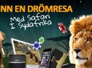 Spela hem en lyxig safarisemester
