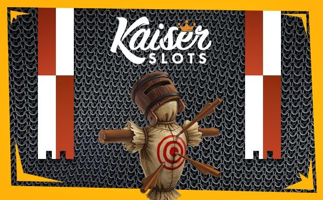 Kaiser Slots casino banner
