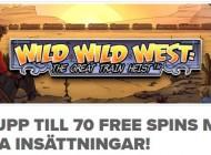 Starta veckan med vilda free spins
