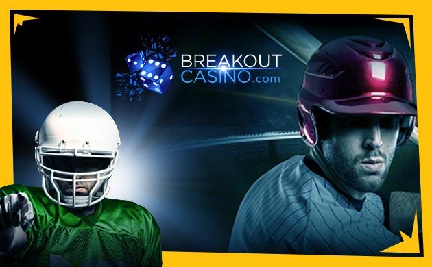 Breakout Casino banner