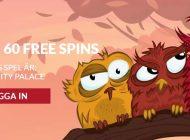Freespins fest till helgen!