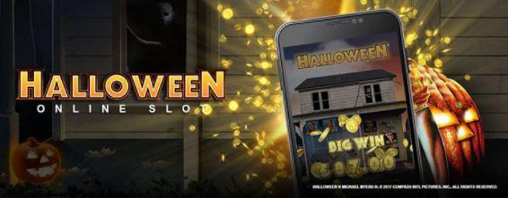 Kamma hem stora vinster i Ninja Casinos Halloween turnering
