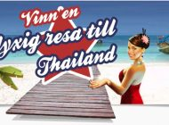 Snurra dig till en lyxresa till Thailand