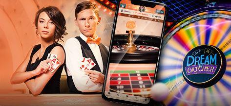 Vinn en iPhone och casinobonus hos LeoVegas