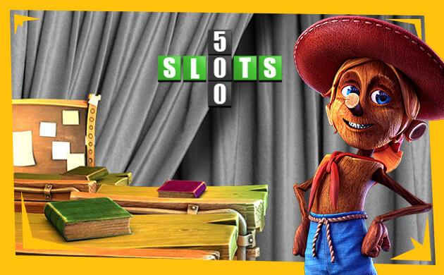 Läs om Slots500 hos Nyacasinon.com