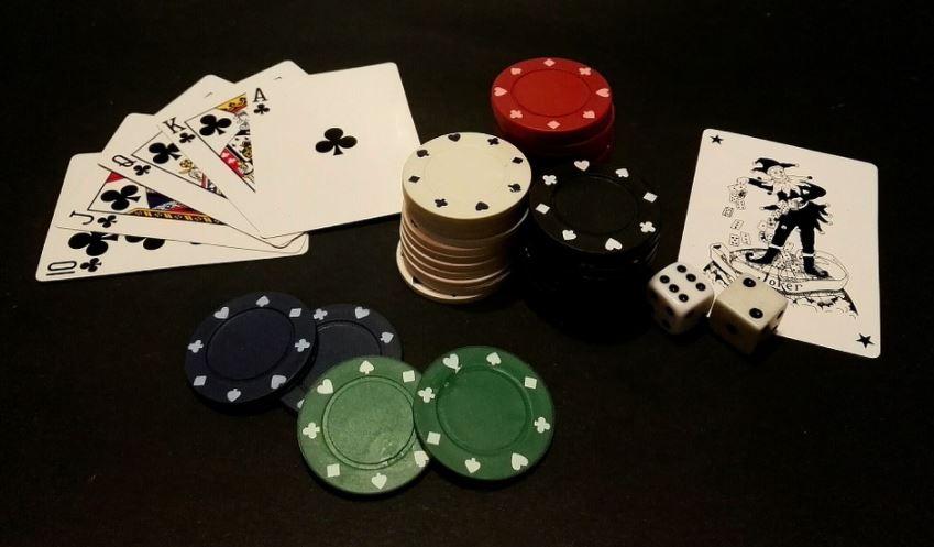 Casinospel historia
