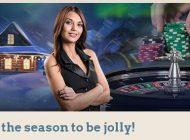 Hämta julig bonus på live casino