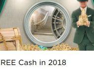 Vinn gratis pengar för ett år!