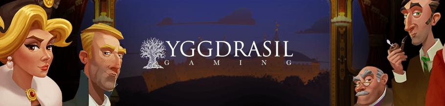 Spela på nya spel från yggdrasil läs mer hos Nyacasinon