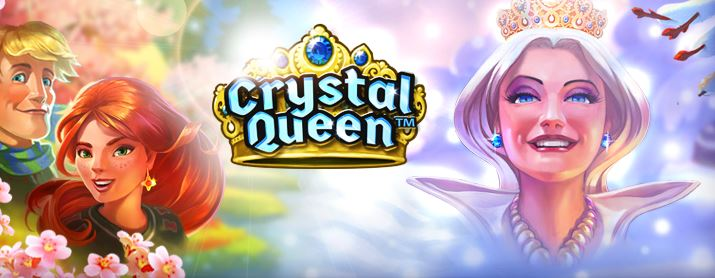 crystal queen spelautomat