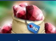 Få Rubies vid din insättning hos CasinoHeroes