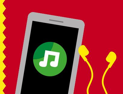 Mobilautomaten bjuder på Spotify Premium