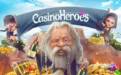 Casino Heroes image