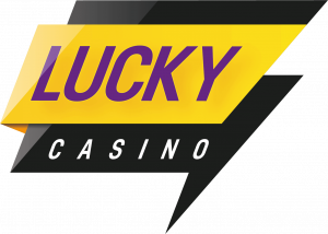 Lucky casino logo