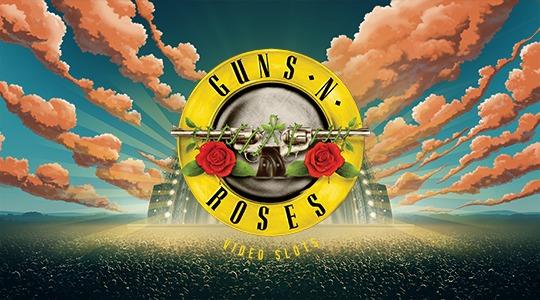 Guns N' Roses fans! – Snurra er till vinst på Guns N' Roses videoslot