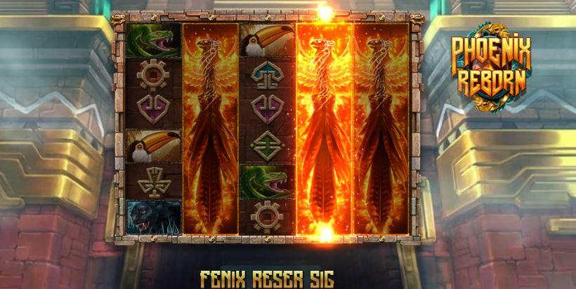 Phoenix reborn casinospel